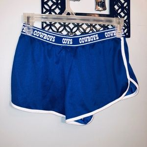 NFL Shorts - Dallas Cowboys NFL Ladies cheerleader 📣 Shorts